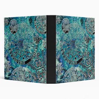 Aztec blues Binder