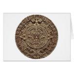 Aztec Calender Card