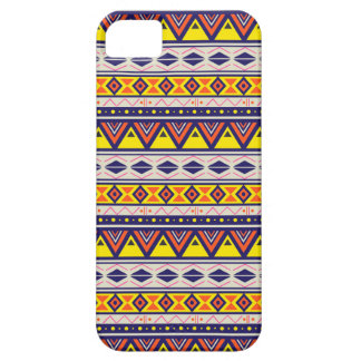 Aztec Candy Pink Yellow Blue Purple tribal iPhone 5 Cover