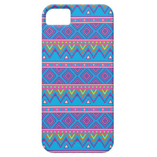 Aztec Candy Yellow Blue Pink Purple iPhone 5 Covers