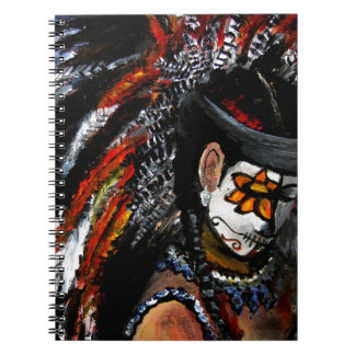 Aztec celebration notebooks