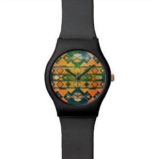 Aztec Coast Design Watch
