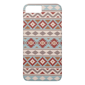 Aztec Essence Ptn IIIb Taupe Blue Crm Terracottas Case-Mate iPhone Case