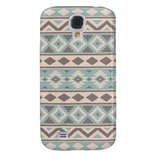 Aztec Essence Ptn IIIb Taupe Teal Cream