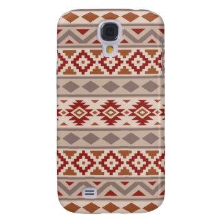 Aztec Essence Ptn IIIb Taupes Creams Terracottas