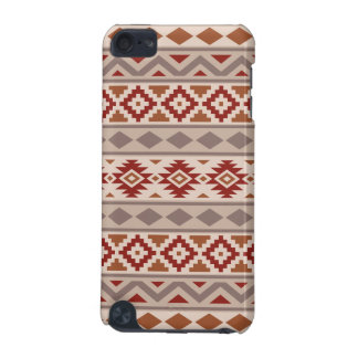 Aztec Essence Ptn IIIb Taupes Creams Terracottas iPod Touch (5th Generation) Case