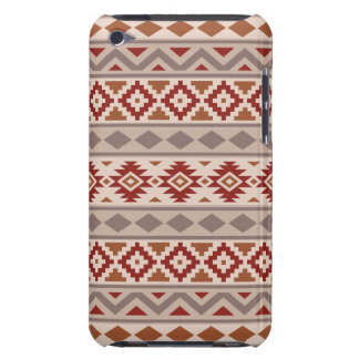 Aztec Essence Ptn IIIb Taupes Creams Terracottas iPod Touch Case