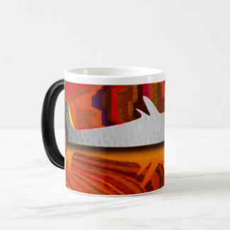 Aztec Fish Magic Mug