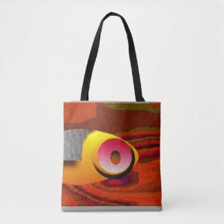 Aztec Fish Tote Bag