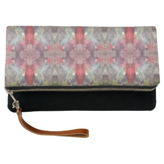 Aztec Floral Nights Clutch