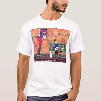 aztec-gilga-1980s everyday punk. T-Shirt