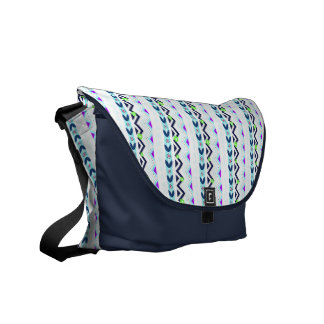Aztec Girl Commuter Bag