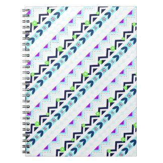 Aztec Girl Notebook