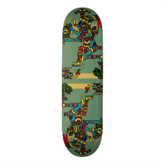 Aztec God Skateboard Decks