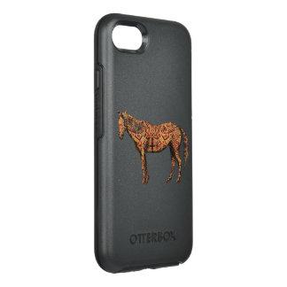 Aztec Horse OtterBox Symmetry iPhone 8/7 Case