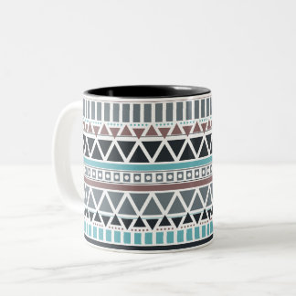Aztec Inspired Pattern Mug