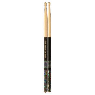 Aztec Inspired Southwestern Design Drumsticks