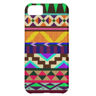 Aztec Life Cover For iPhone 5C