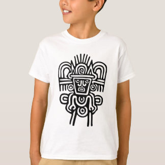 Aztec Man T-Shirt