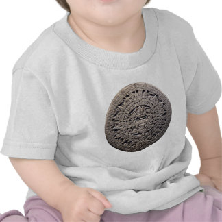 Aztec MAYAN CALENDAR Stone - December 21 2012 Shirt