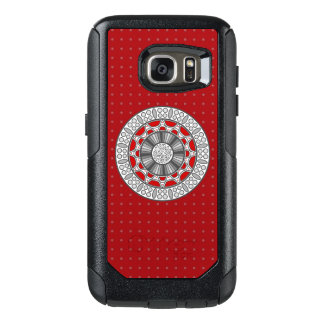 Aztec Meets Alien Otterbox Phone Case
