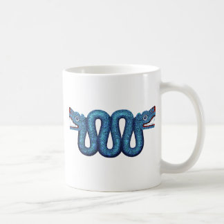 Aztec Mosaic Serpent Coffee Mug