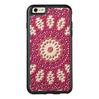 Aztec Motif Carved Look Cherry Mandala OtterBox OtterBox iPhone 6/6s Plus Case