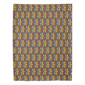 Aztec Ollin Duvet Cover