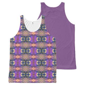 Aztec Paisley Purple