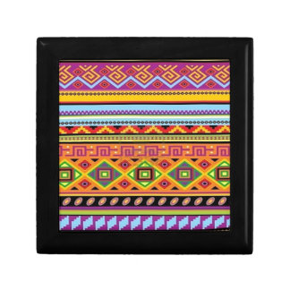 Aztec Pattern Popular Affordable Design Gift Box