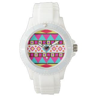 Aztec Pattern Watch for Women