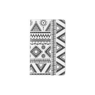 Aztec Pocket Moleskine Notebook