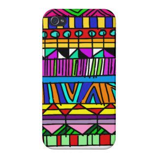 Aztec Print iPhone 4 Case