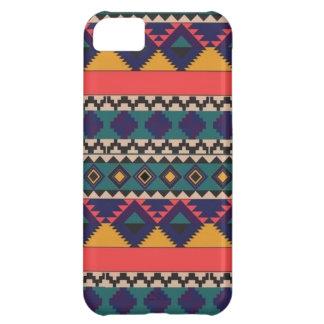 aztec print iPhone 5C case