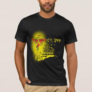 """Aztec Series """"phoenix""""  by Julian P Flores T-Shirt"""