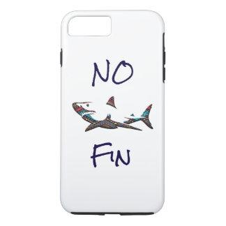Aztec Shark iPhone 8 Plus/7 Plus Case