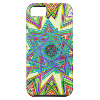 Aztec star case for the iPhone 5