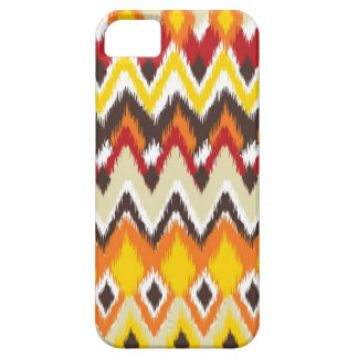 aztec style print - bright - case for iphone 5