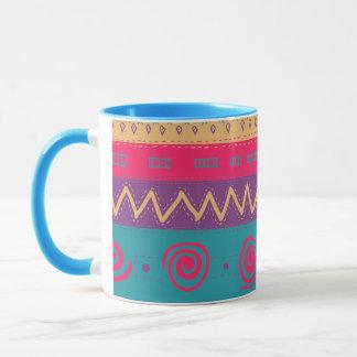 Aztec Sugar Mug