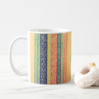 Aztec Summer-Themed Mug