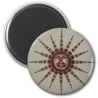 AZTEC SUN magnet