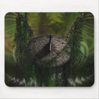 Aztec Sundial Mousepad