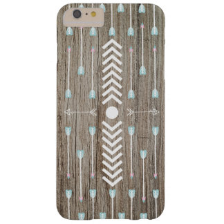 Aztec Tribal Arrows and Wood Case