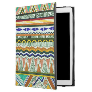 Aztec Tribal Fine Abstract Nature Print
