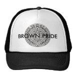 azteca cal, BROWN PRIDE Trucker Hat