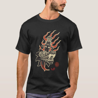 AZTK Quetzal Tatoo T-Shirt