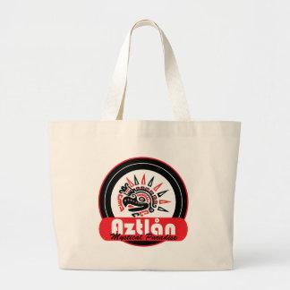 Aztlan Mystical Paradise Canvas Bags
