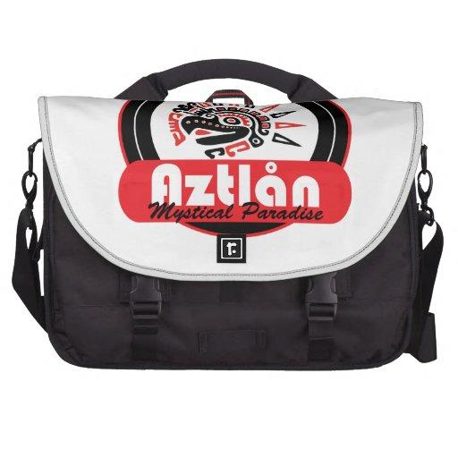 Aztlan Mystical Paradise Bag For Laptop