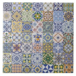 Azulejos Patchwork Tile