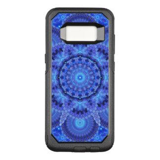 Azure Harmoney Mandala OtterBox Commuter Samsung Galaxy S8 Case